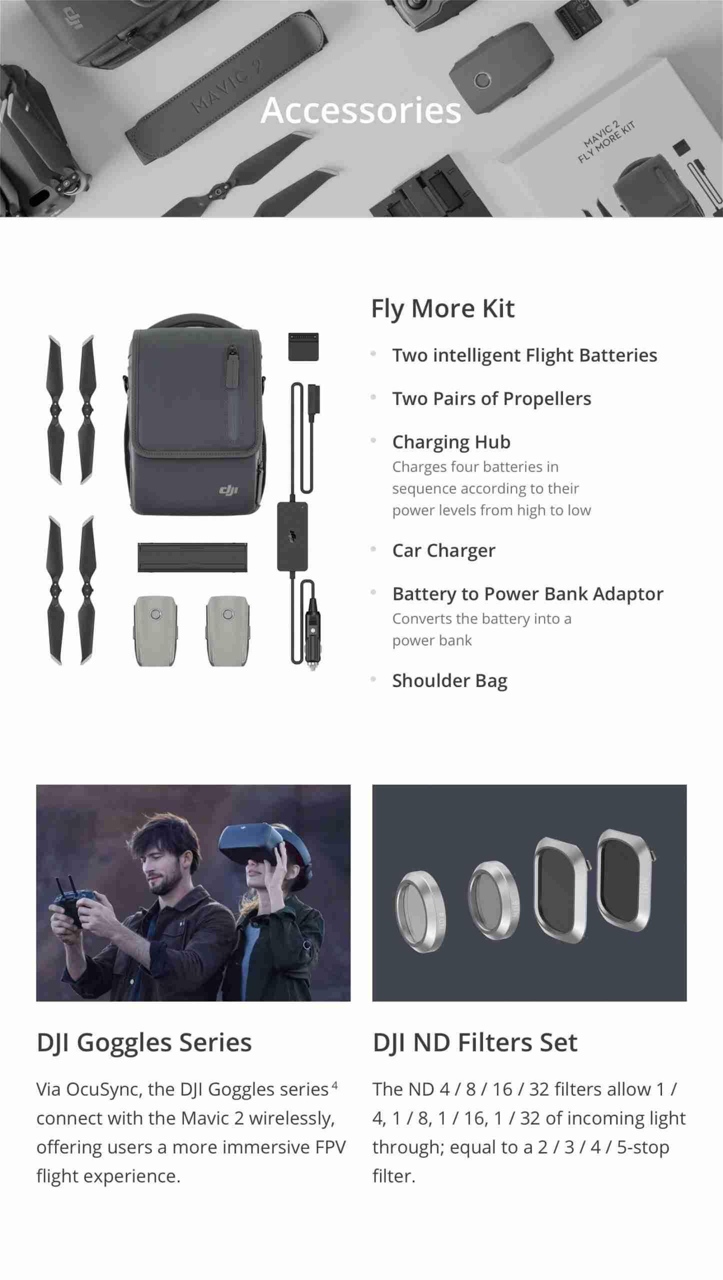 dji enterprise accessories