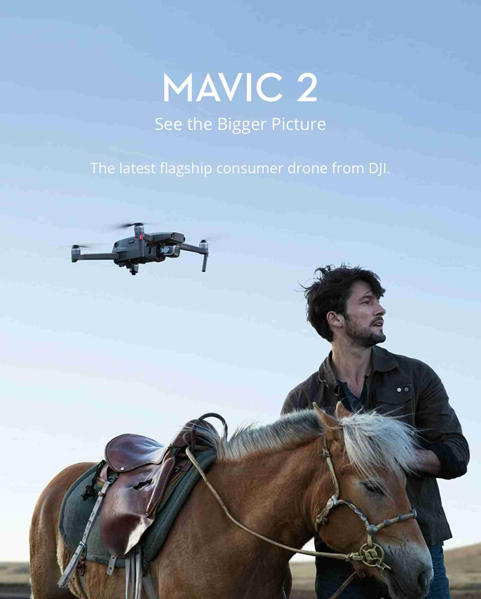 DJI mavic 2 pro poster
