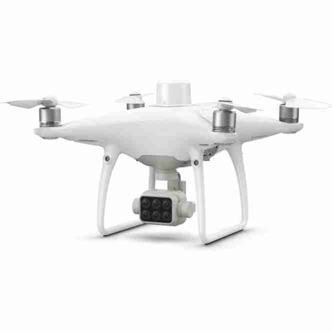 DJI P4 Multispectral Agriculture Drone | Mission Planner