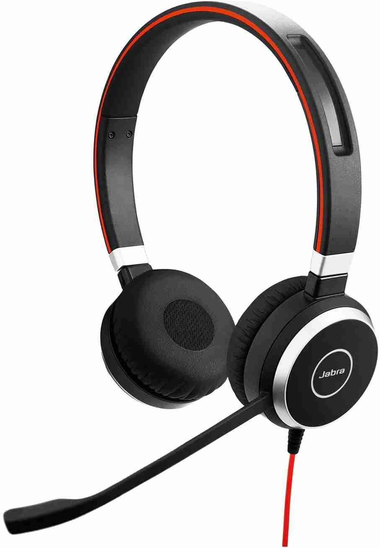 Jabra Evolve 40 UC Stereo Headset - Karachi