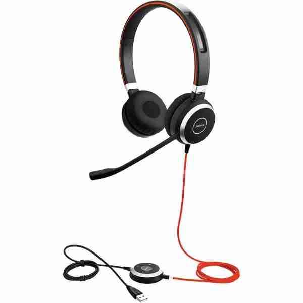 Jabra Evolve 40 UC Stereo Headset - Lahore