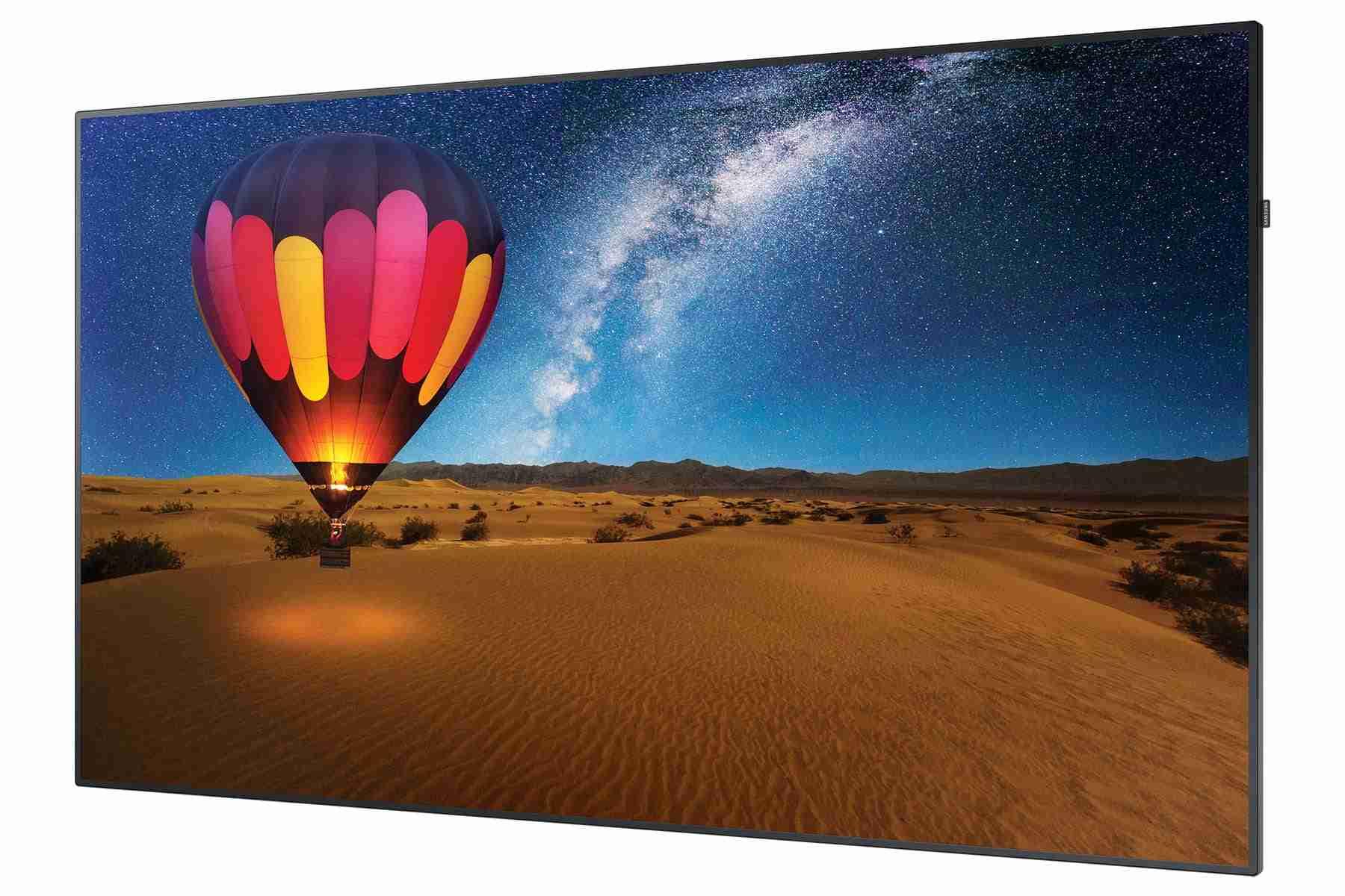 Samsung LED QM98F Display Signage-Pakistan 3